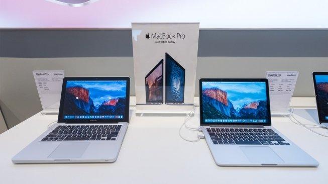 Di Luar Kebiasaan, Apple Akan Luncurkan MacBook Pro 16 Inci