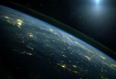 Foto Indahnya Pemandangan Bumi Diambil Astronot dari Luar Angkasa