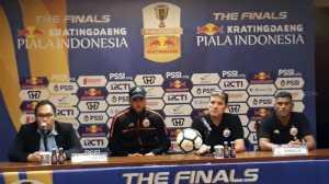 Banuelos Pastikan Persija Siap Tempur di Leg Kedua Final Piala Indonesia