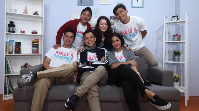 Ernest Prakasa : Milly dan Mamet adalah Film Mega Bintang Pertama Saya