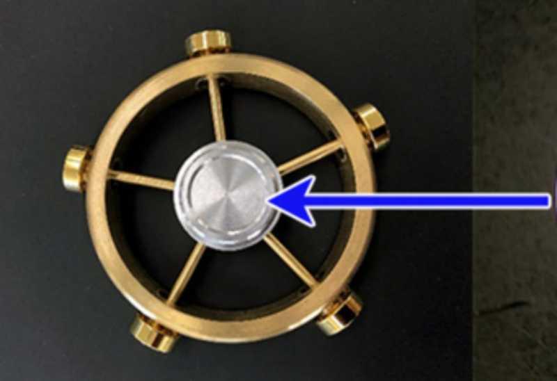 Miliki Putaran Terlama di Dunia, Ini Fidget Spinner dari Jepang