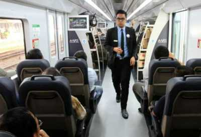 Keren! Kereta Tanpa Awak Bandara Soekarno-Hatta Siap Beroperasi