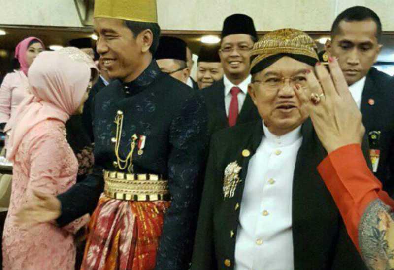Presiden Jokowi Didoakan Agar Tambah Gemuk dan Sehat