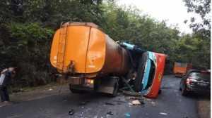 Ini Identitas Korban Tewas Kecelakaan Bus Rosalia Indah di Lampung