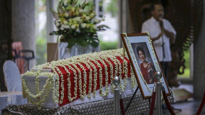 Kondisi Ani Yudhoyono Sempat Membaik Sebelum Meninggal, Kenapa Bisa Terjadi?