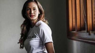 Wow, Anak Hendropriyono Gandeng Nadine Chandrawinata