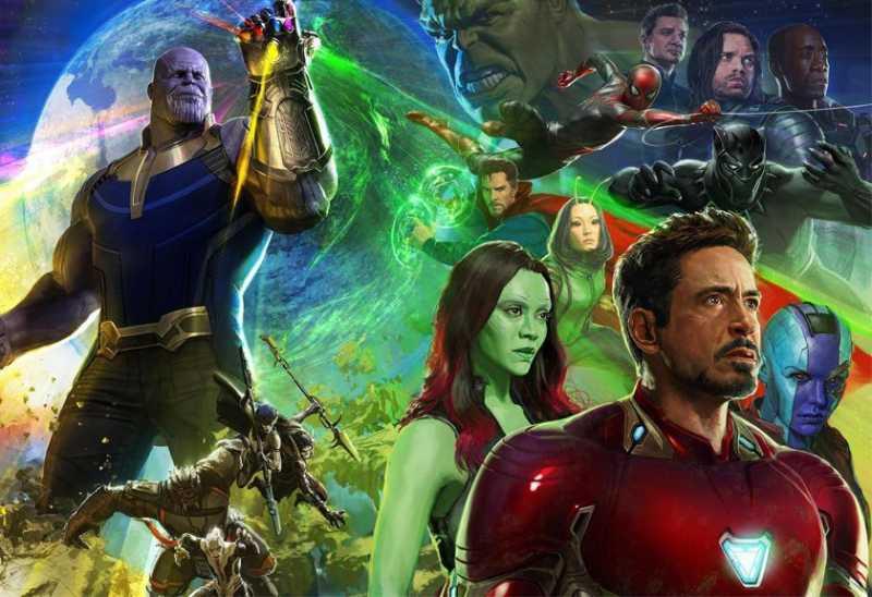 Heboh Ada Pemakaman di Avengers 4, Siapakah Super Hero yang Mati