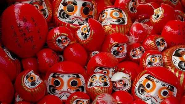 Festival Membakar Boneka di Jepang, Ritual Daruma Kuyo