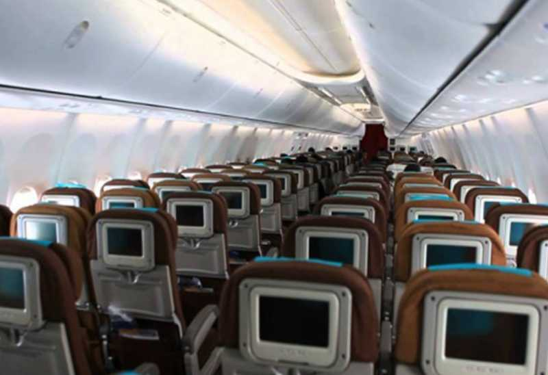 Wajib Tau! Ini Bagian Terkotor yang Ada di Pesawat Terbang