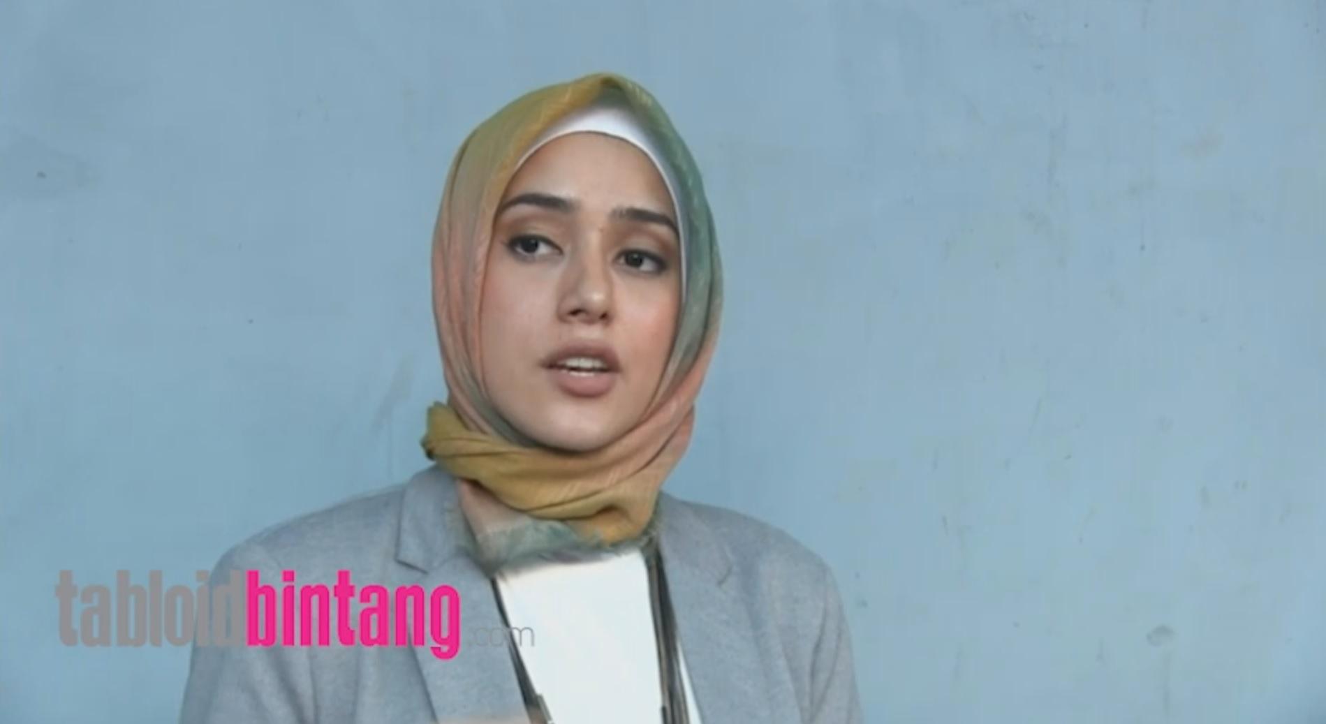 Hamil 4 Bulan, Fairuz A Rafiq Senang Perutnya Mulai Buncit