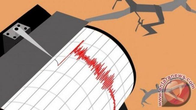 Ternate Diguncang Gempa Bermagnitudo 5.0, BMKG: Hati-hati Gempa Susulan