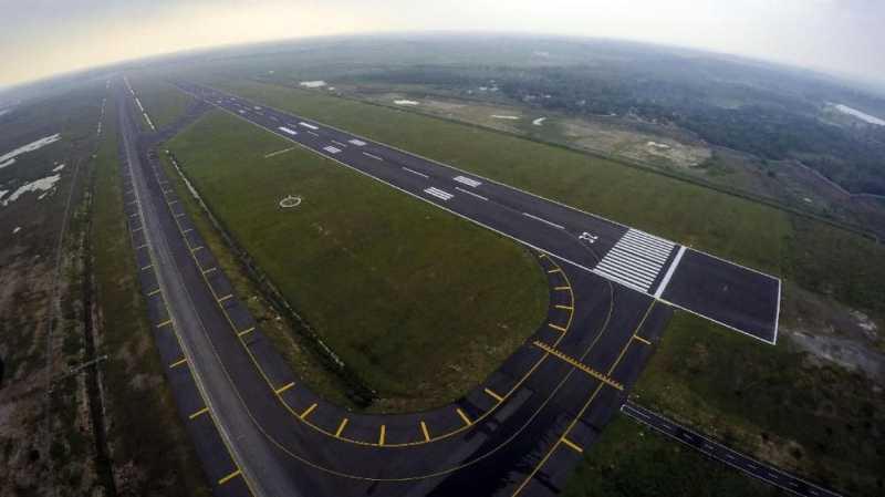 Perluasan Landasan Pacu Bandara Kertajati Rampung Akhir Tahun