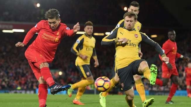 5 Fakta Menarik Jelang Liverpool Vs Arsenal
