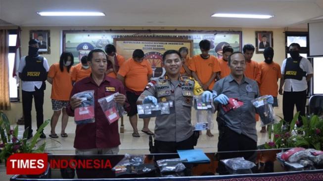 Pakai Narkoba, Artis Asal Jepang Dibekuk Polisi di Bali