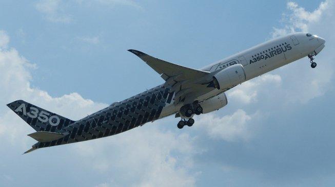 4 Penyebab Pesawat Harus Mengudara di Ketinggian Ideal