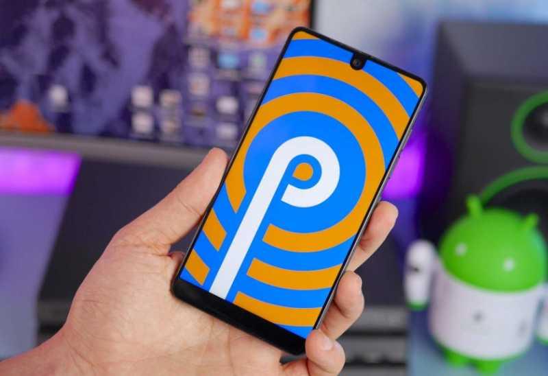 Wow, Android P Akan Punya Fitur Seperti iPhone X