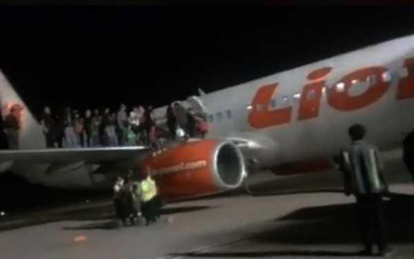 Lion Air keluarkan kronologi Penumpang Bercanda Bawa Bom