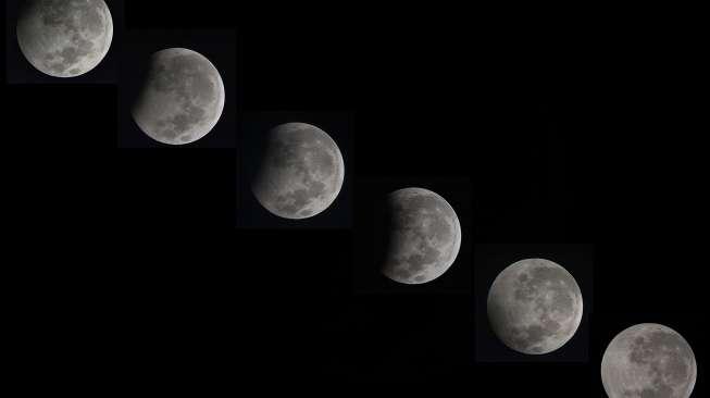 Gerhana Bulan Total 31 Januari, Ini yang Perlu Diwaspadai