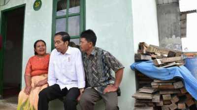 Jokowi Blak-blakan soal Tuduhan Keturunan PKI