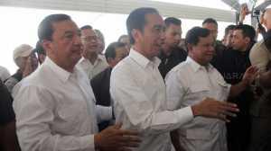 Ini Sosok Telik Sandi yang Mampu Mempertemukan Jokowi - Prabowo