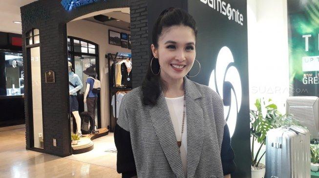 Kabar Hamil Anak Kedua, Begini Kata Sandra Dewi