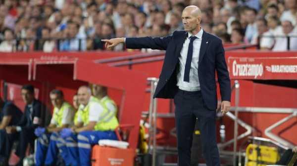 Real Madrid di Puncak Klasemen, Ini Sikap Zidane