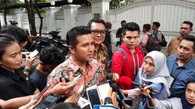 Suami Arumi Bachsin Ungkap Pertemuannya dengan Megawati
