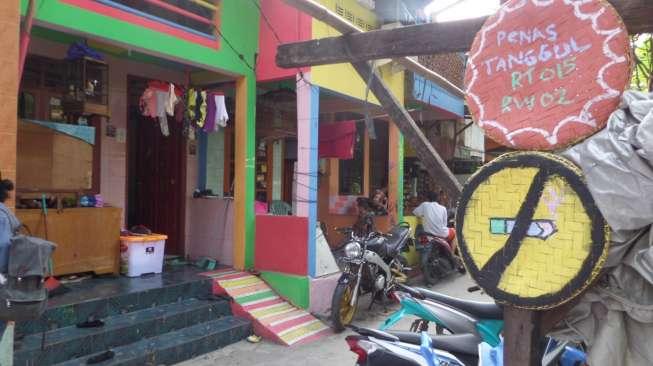 Cerita Kampung Penas, Satu-satunya Kampung Tanpa Rokok di Jakarta