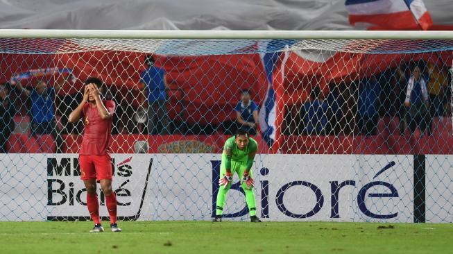 Jadi Biang Kerok Kekalahan Indonesia, Awan Setho Dibela Pelatih Bhayangkara
