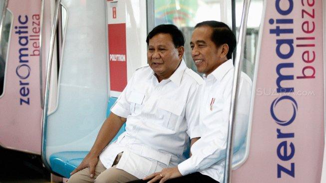 Prabowo Tonton Jokowi Berikan Pidato Kebangsaan Nanti Malam