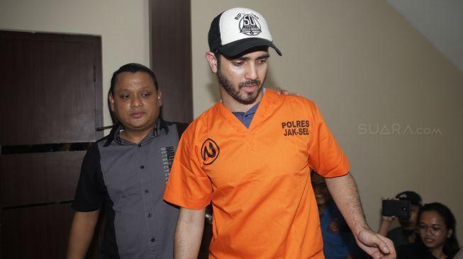 Polisi Akui Fachri Albar Sakaw di Tahanan Polres Jaksel