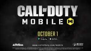 Catat: Ini Tanggal Rilis Game Call of Duty Mobile