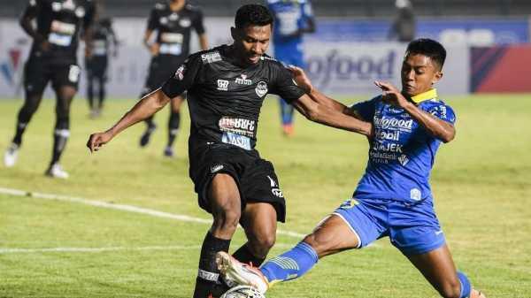 Jadwal Siaran Langsung Liga 1 Persib vs Madura United