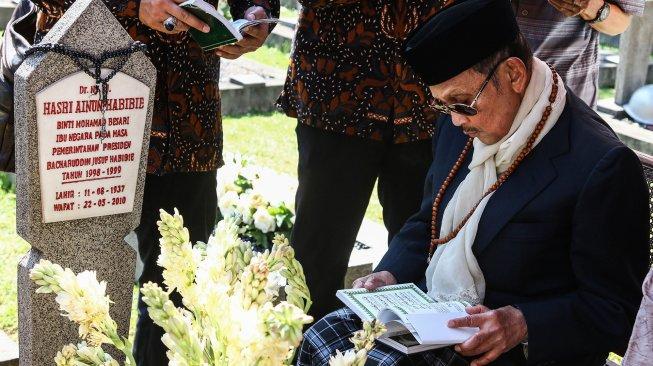 Pemakaman BJ Habibie, Jalan Sekitar TMP Kalibata Ditutup