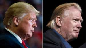 Ganti Gaya Rambut, Poni Lempar Donald Trump Dipuji Netizen