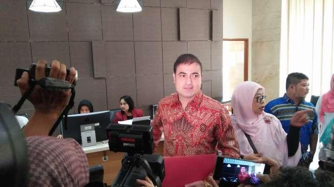 Polisi Resmi Tetapkan Sam Aliano Tersangka Laporan Nikita Mirzani