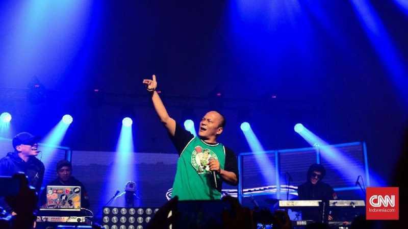 Legenda Rap Indonesia Itu Bernama Iwa K