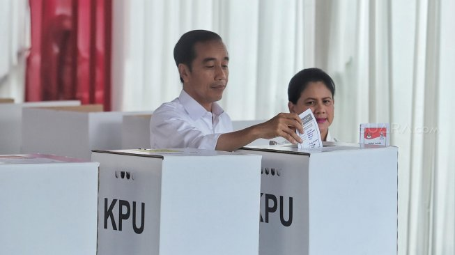Presiden Jokowi: Petugas Pemilu yang Gugur Pejuang Demokrasi
