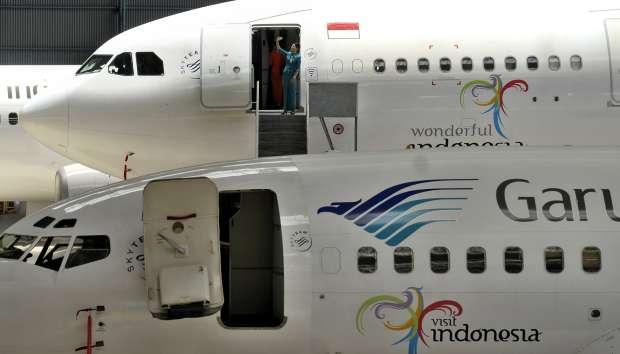 Garuda Segera Layani Penerbangan Langsung Jakarta-Banyuwangi