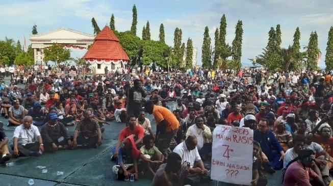 Petisi Cabut Blokir Internet di Papua Raih 22.000 Tanda Tangan
