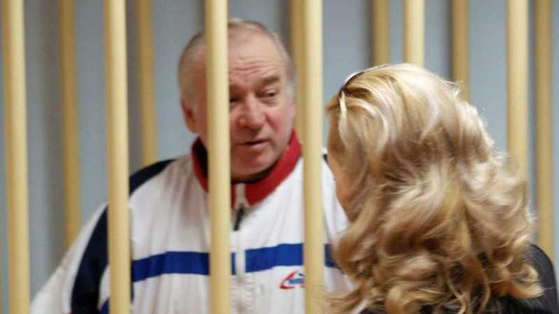Agen Rusia yang Diracun Dekat dengan Pembocor Skandal Trump