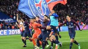 PSG Kunci Gelar Juara Liga Prancis 2018/2019 meski Belum Main di Pekan 33