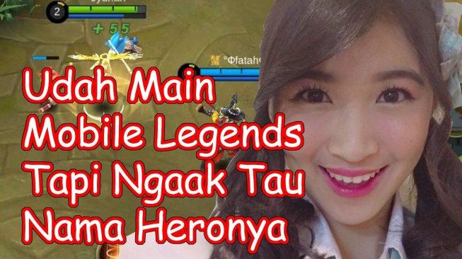 Belajar Main Mobile Legends, Aksi Member JKT48 Ini Kocak Abis