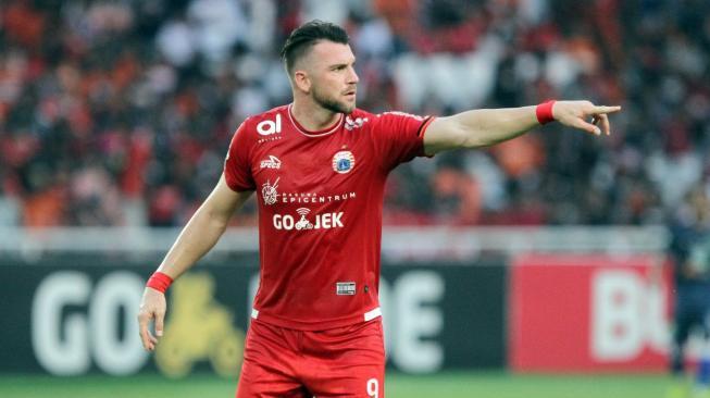 Simic Tak Bisa Bela Persija di Fase Grup Piala AFC