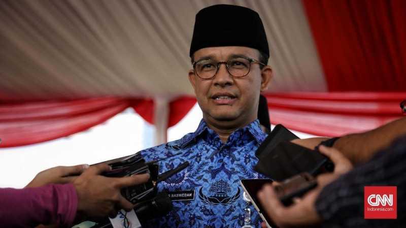 Anies Minta Warga Lukis Jakarta Jadi Lebih Ramah pada Semua