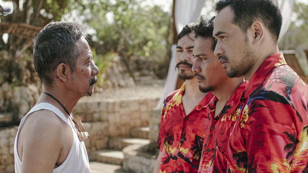 Film Tak Ada yang Gila di Kota Ini Tayang di Festival Busan