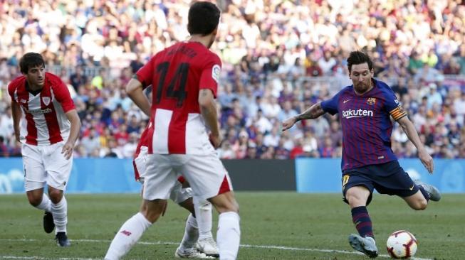 Kembali Tuai Hasil Minor, Messi Minta Barcelona Tetap Tenang