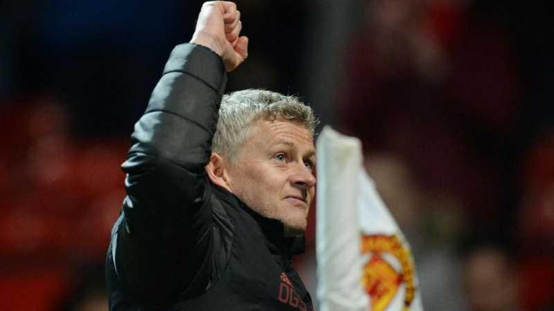 Manchester United Resmi Kontrak Solskjaer Tiga Tahun