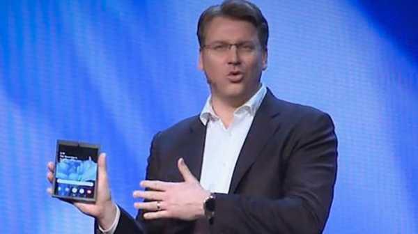 Inikah Nama Untuk Ponsel Layar Lipat Samsung?