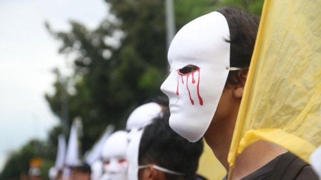 Buruh Jurnalis: Innalilahi wa Innalilahi Rajiun Atas Matinya Kebebasan Berekspresi